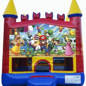 Themed Bounce Houses